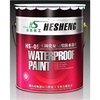 厂家供应合胜防水水固化聚氨酯防水涂料