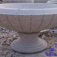 供应石雕花盆厂家|石雕花钵价格|黄锈石