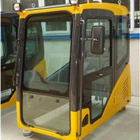 现代R110-9挖掘机驾驶室门
