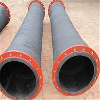 厂家供应大口径耐磨吸排泥胶管 夹布胶管