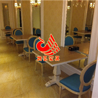杭州快餐桌椅|酒店家具|酒店宴会厅桌椅订做