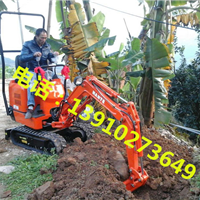 供应迷你 微型挖掘机NT18