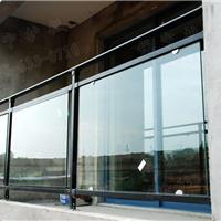 供应锌合金钢化玻璃护栏