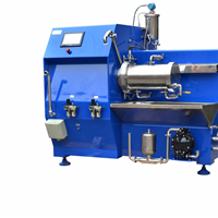 NCT-15纳米砂磨机,涡轮砂磨机