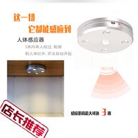 供应永明欣衣柜灯吸顶式 感应夜灯YMX-815