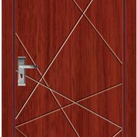 供应杭州港龙木门免漆门 套装门GL-001