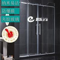 简易淋浴房 卫生间推拉门代理 全国招商加盟