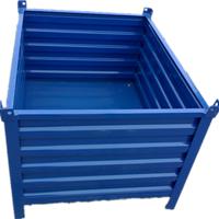 供应钢制料箱 托盘