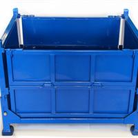 供应钢制料箱,上海料箱,网格料箱