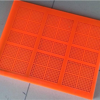 供应优质聚氨酯筛网 矿山设备用聚氨酯筛板