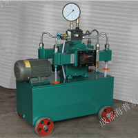 井筒试压泵|管道试压泵|胶管试压泵