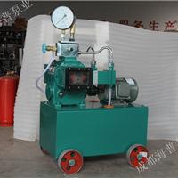 高压软管电动试压泵|脱芯试压一体机