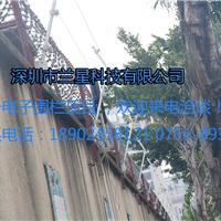 供应水厂电子围栏,护卫市民饮水安全