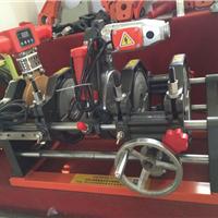 德瑞宝研发国内唯一全齿轮手摇驱动PE管焊机