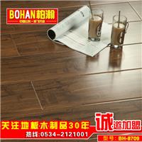 柏瀚强化地板 厂家批发耐磨地暖地热地板