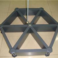 定做六角形铝格栅型材铝格栅厂家