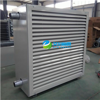 专业生产厂7GS轴流热水工业暖风机