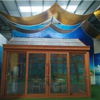 香港柏豪斯铝合金门窗(阳光房)