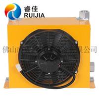 睿佳机械供应工程机械油风冷却器