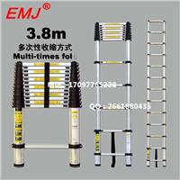 供应EMJ益美健3.8米单面伸缩梯