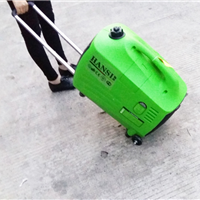 3kw手推式小型汽油发电机/工业应急发电机