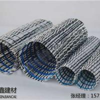 重庆贵州厂家生产_铁丝包布排水管_透水管