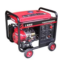 汽油发电电焊两用机单相电动可焊2.0~3.2mm