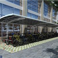 自行车棚招合作商卡尔赛德棚业