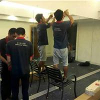 供应广州玻璃镜子定做玻璃镜安装更换服务