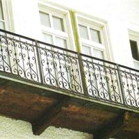 供应欧式铁艺阳台护栏
