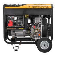 推车式5千瓦柴油发电机