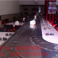 南京因为爱供应回转火锅设备自助火锅设备