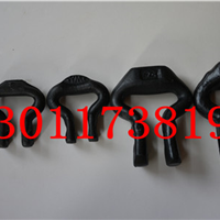 30T刮板机连接环  Φ14*50开口式连接环