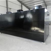 WSZ-K-0.5成套地埋污水处理设备MBR膜