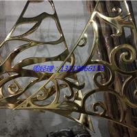 顶级设计铝板雕刻隔断 美式风格家装设计