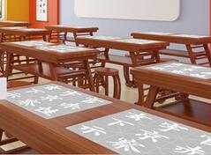 供应学校用书法桌批发 学校用书法桌价格