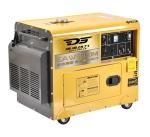 供应家用静音型5kw柴油发电机