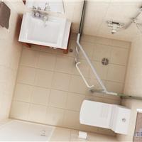 供应1619济南海逸宾馆公寓豪华整体卫浴