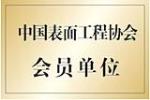 中国表面工程协会会员单位