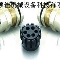6孔金属防爆电缆固定头, 五孔电缆接头