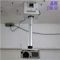供应圆柱型投影机电动升降柱天花吊架