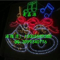 LED圣诞、春节亮化,街景造型,跟路灯造型