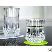 啤酒杯 玻璃杯子水杯果汁杯加厚耐热批发