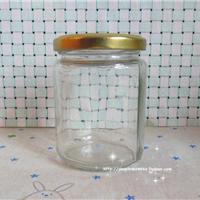 厂家直销玻璃罐头瓶/果酱酱菜蜂蜜瓶