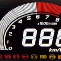 VA液晶屏,VATN显示屏,黑白液晶屏