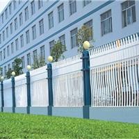 惠州联美金锌钢栏杆围墙栅栏