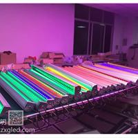 供应LED洗墙灯 户外景光彩灯  七彩RGB 18W