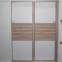 衣柜门、移门、滑动门、推拉门、丽莎-002