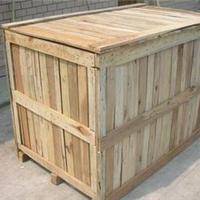 上海松江实木满板防水包装箱 松江包装木箱