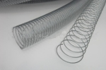 供应PVC透明钢丝螺旋增强软管